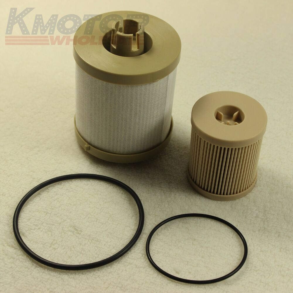 hight resolution of details about new diesel fuel filter fd4604 fd4616 for ford f250 f350 f450 6 0 powerstroke