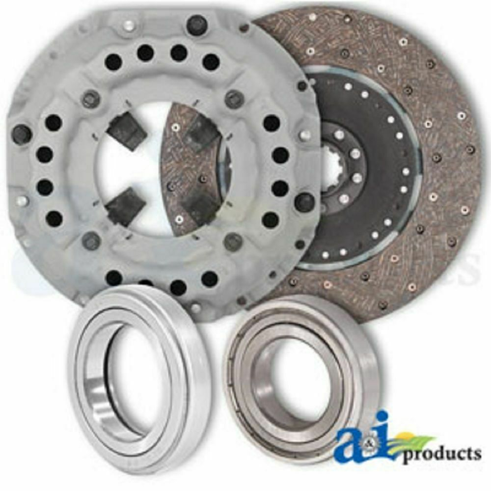 hight resolution of details about a clk102 ford tractor clutch kit 5600 5610 5700 5900 6600 6610 6700 6710