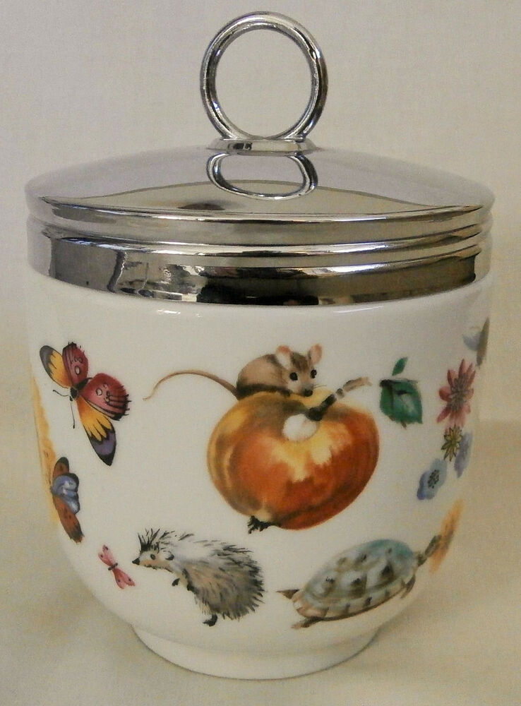Maxime extra large Royal Worcester Egg Coddler Cup