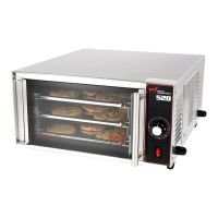 Wisco 520 Stainless Steel Commercial Counter Top Cookie ...