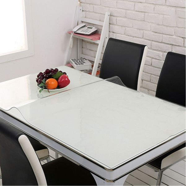 Dining Room Table Protectors Clear