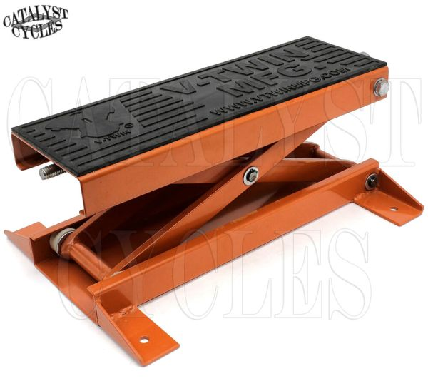 Small Electric Scissor Jack Platform - Year of Clean Water