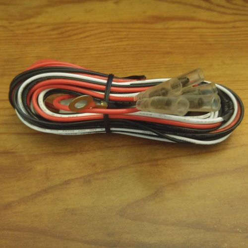 small resolution of details about new warn part 62068 backup light wiring harness with a 10 amp fuse and holder