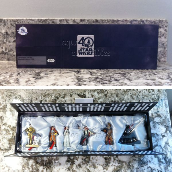 Star Wars Iv Hope 40th Anniversary Limited Edition