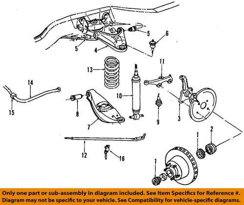 small resolution of details about dodge chrysler oem 84 93 ramcharger front upper control arm 52059038