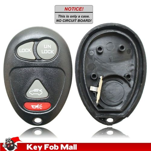 small resolution of details about new key fob remote shell case for a 2001 pontiac aztek w trunk