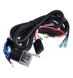 details about 12v horn wiring harness relay kit fit for car auto truck grille mount blast tone [ 1000 x 1000 Pixel ]