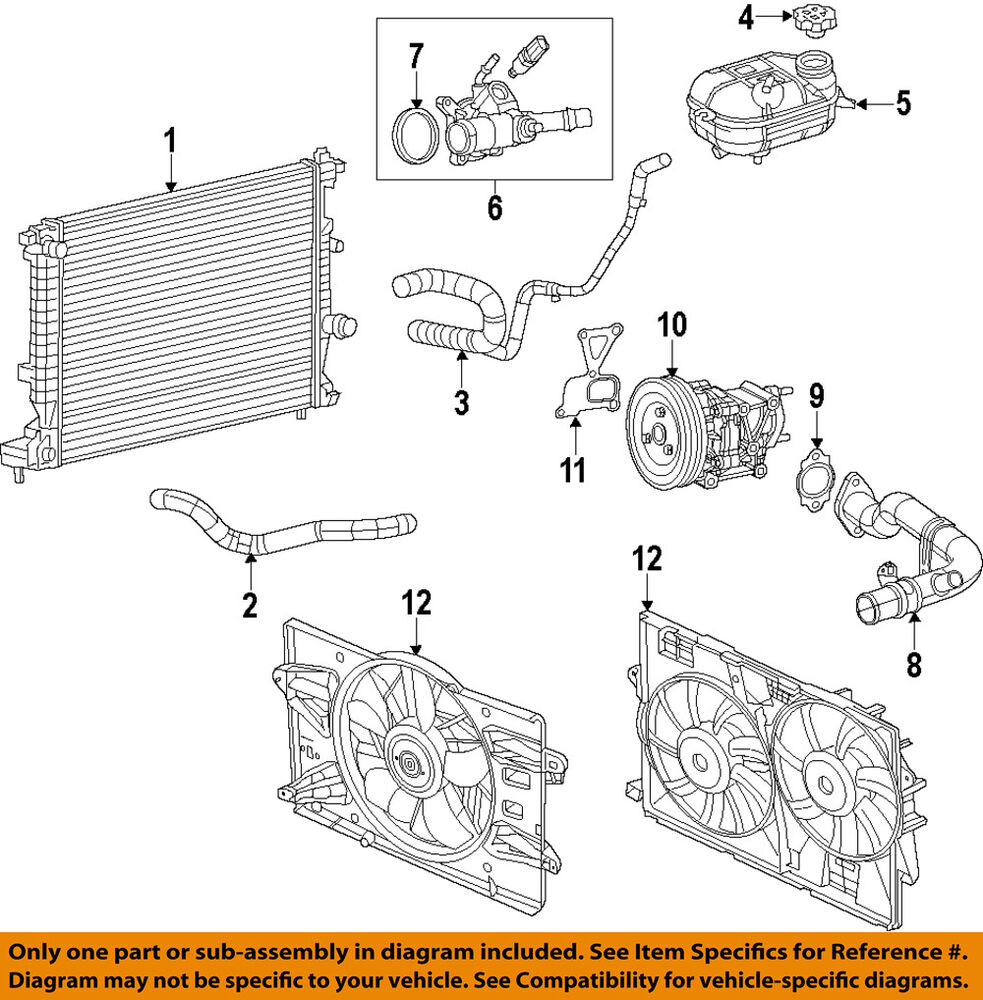 medium resolution of details about chrysler oem engine coolant thermostat housing 5047861ac