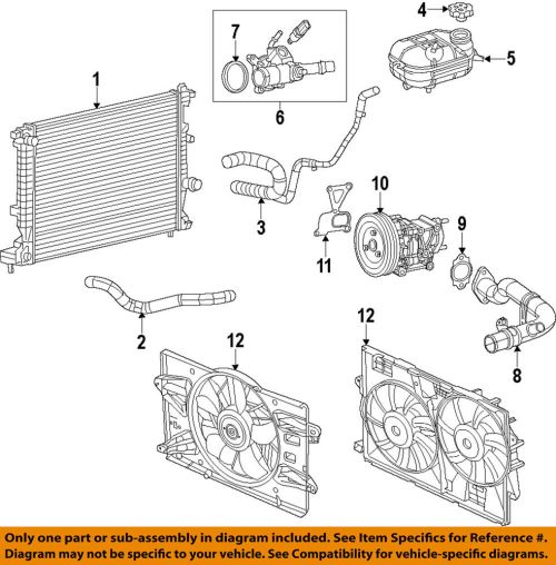 small resolution of details about chrysler oem engine coolant thermostat housing 5047861ac