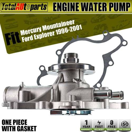 small resolution of details about engine water pump for ford explorer 1996 2001 mountaineer v8 5 0l ohv 125 1960