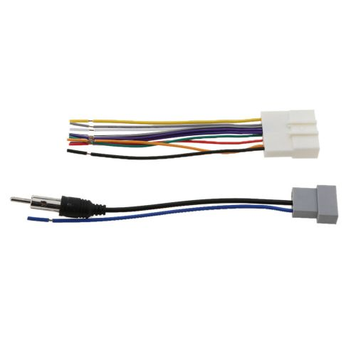 small resolution of details about car radio antenna wiring harness repairing cable wire for nissan 370z quest