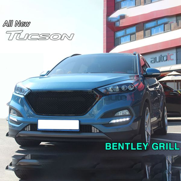 Hyundai Tucson Grills - Year of Clean Water