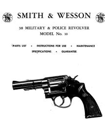 Smith And Wesson 44 Magnum Parts Diagram - Year of Clean Water