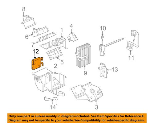 small resolution of details about gm oem heater core 10362445