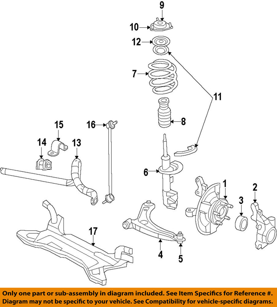 hight resolution of details about chrysler oem stabilizer sway bar front link 5174185ac