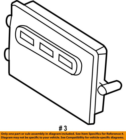 small resolution of details about chrysler oem automatic transmission control module 5094355af
