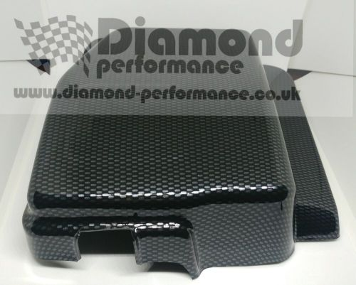 small resolution of renault clio 4 mk4 all models fuse box cover carbon fibre effect
