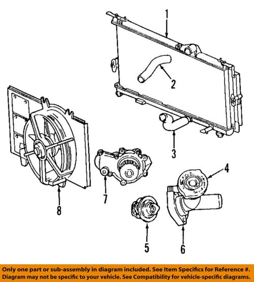 small resolution of details about chrysler oem engine water pump 68382490aa