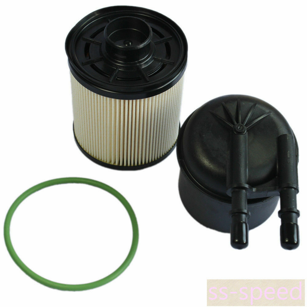 hight resolution of details about fuel filter for ford f250 350 450 550 11 16 super duty 6 7l v8 diesel engines