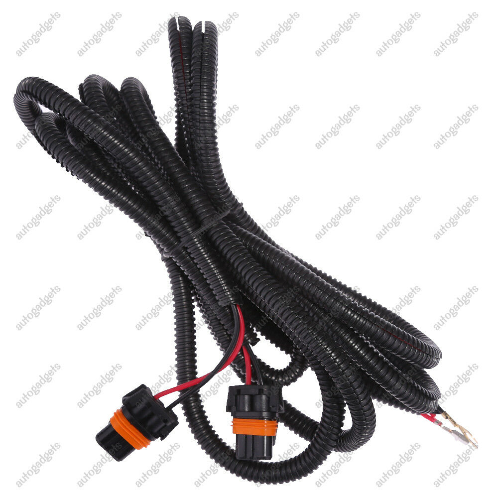 hight resolution of details about fog light wiring harness fit chevy silverado 2003 2006 2007 classic 1500 2500