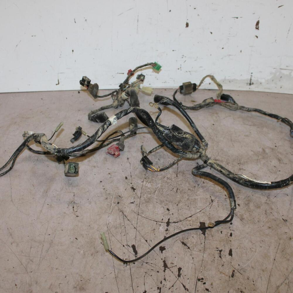hight resolution of details about 07 kawasaki klx250s main engine wiring harness motor wire loom 26031 0372
