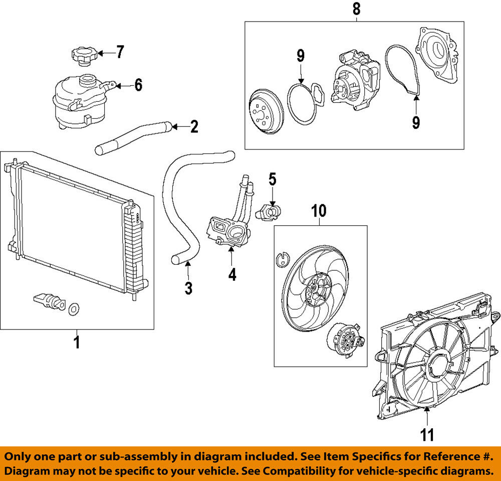 hight resolution of details about gm oem engine water pump gasket 24439799