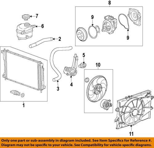 small resolution of details about gm oem engine water pump gasket 24439799