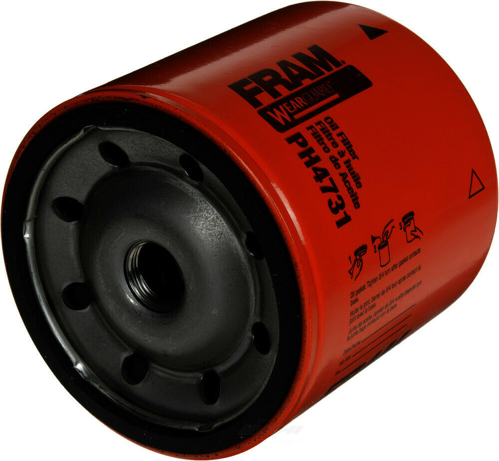 hight resolution of details about engine oil filter fram ph4731