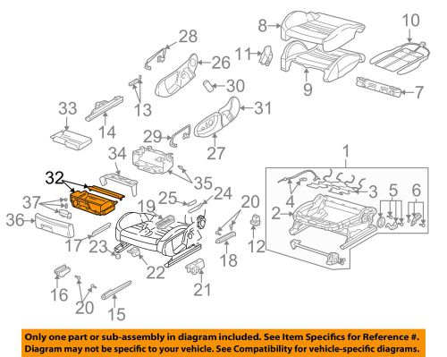 small resolution of details about audi oem 02 04 a4 quattro front seat storage drawer right 8e0882604