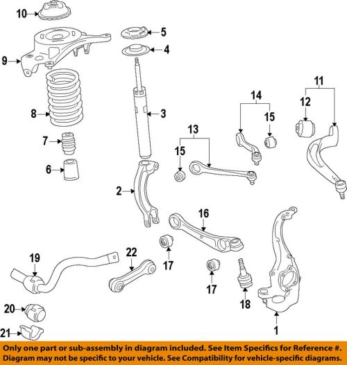 small resolution of details about audi oem 12 17 a7 quattro front suspension front upper cntl arm 8k0407506r