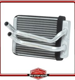 details about new hvac heater core ht 2155c 1k2a161a10 for spectra sephia [ 1000 x 1000 Pixel ]