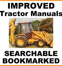 details about case 580b shuttle tractor service shop operator parts manual manuals set cd [ 1000 x 1000 Pixel ]