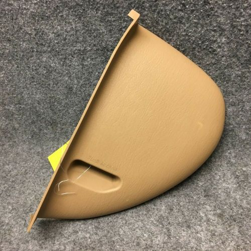 small resolution of details about 1999 2004 chrysler 300m lh dashboard end cap fuse box cover tan oem 34942