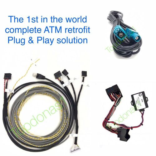 small resolution of bmw f series nbt evo id5 6 atm retrofit wiring loom can filterdetails about bmw f