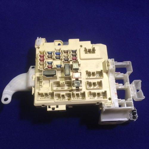 small resolution of 1997 1999 lexus es300 relay fuse box under dash electrical junction box oem ebay