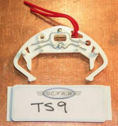details about ford f series 1961 77 new turn signal repair cam ts9 made in usa repl d0tz 13341 [ 920 x 1000 Pixel ]