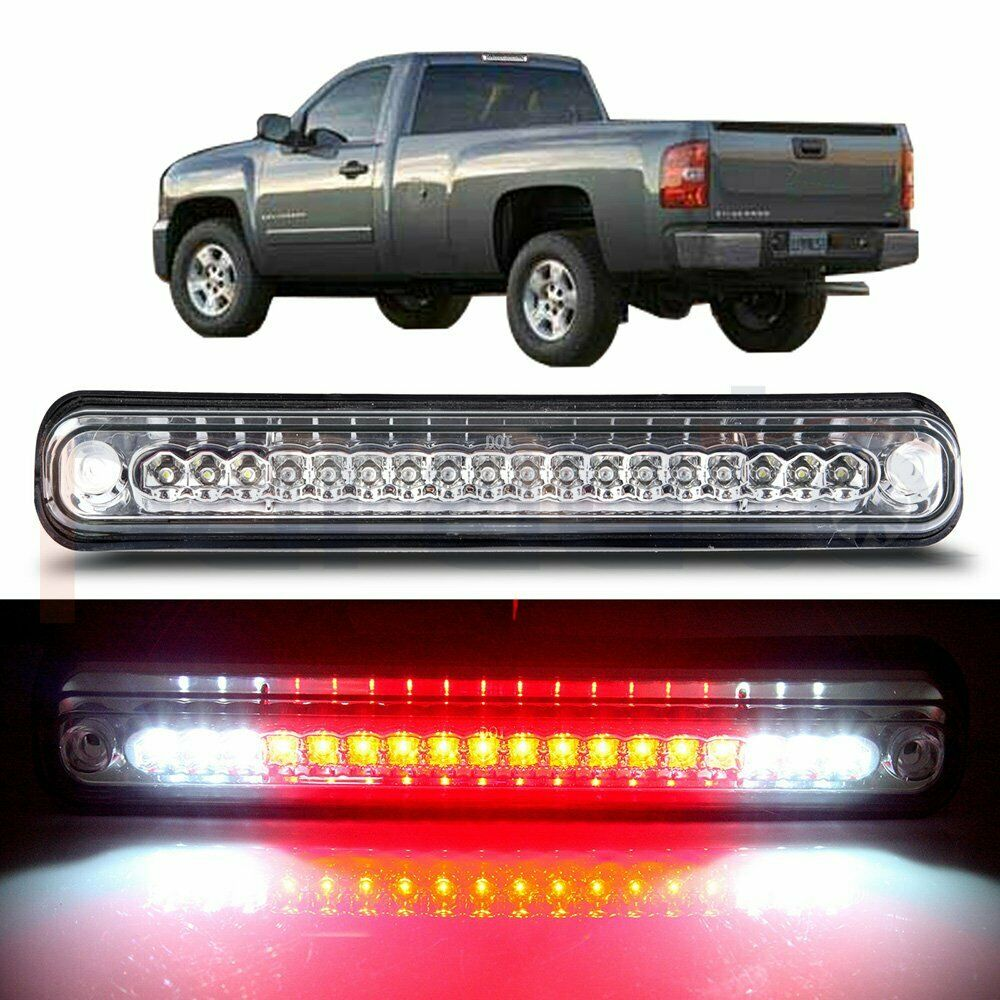 hight resolution of details about for 1988 98 chevy gmc c k silverado sierra led 3rd brake light stop cargo lamp
