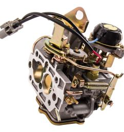 new arrival carburetor fit nissan 720 pickup 2 4l z24 engine 83 1986 1601021g61 6941538305615 ebay [ 1000 x 1000 Pixel ]