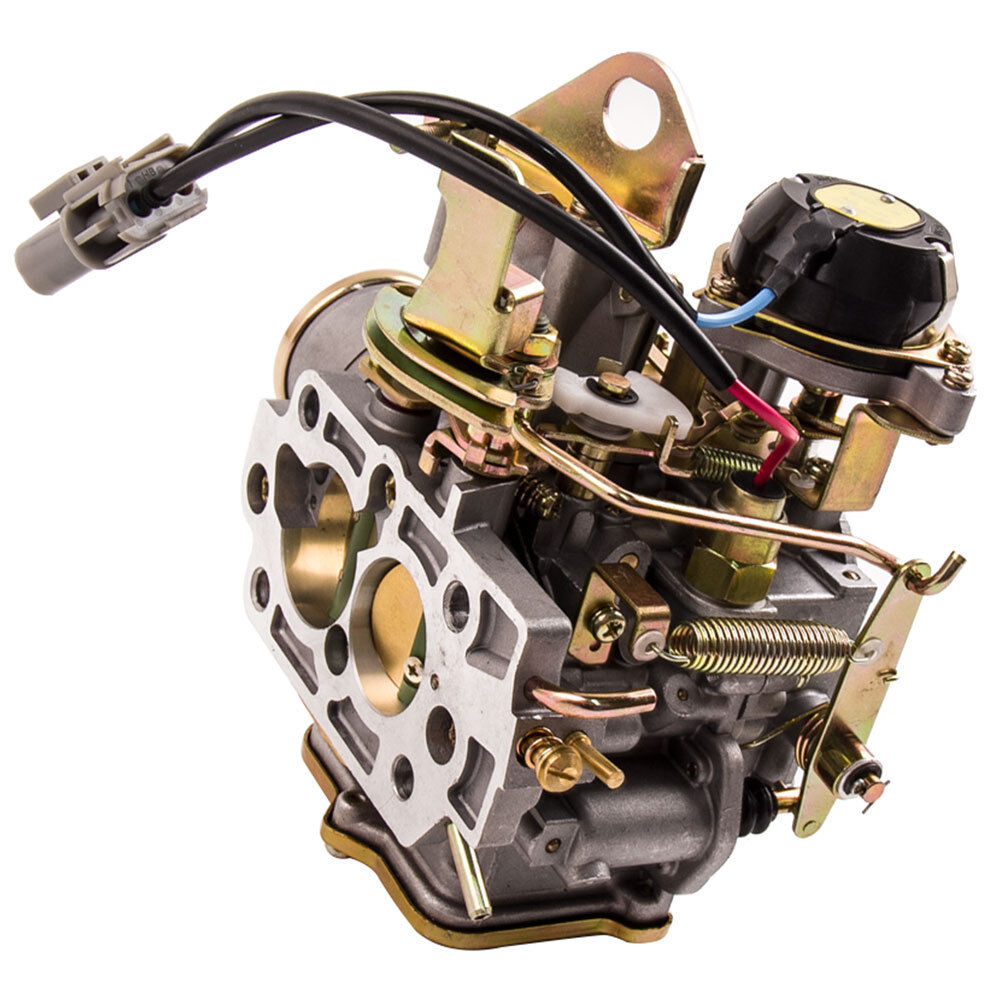 medium resolution of new arrival carburetor fit nissan 720 pickup 2 4l z24 engine 83 1986 1601021g61 6941538305615 ebay