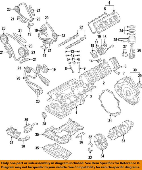 small resolution of details about audi oem 04 09 s4 engine timing cover 079109210l