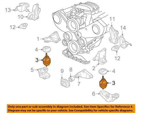 small resolution of details about audi oem 01 05 allroad quattro engine motor mount torque strut 4b0199379ab