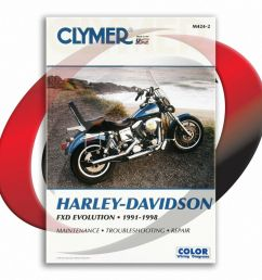 details about 1993 1998 harley davidson fxdwg dyna wide glide repair manual clymer m424 2 [ 1000 x 1000 Pixel ]