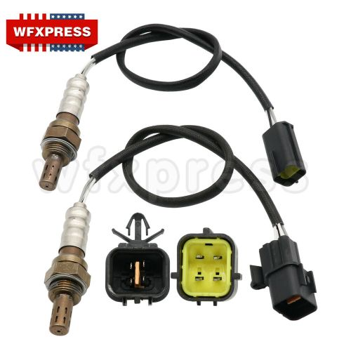 small resolution of details about 2pcs up downstream oxygen o2 sensor 1 2 for 06 07 08 chevrolet aveo5 l4 1 6l