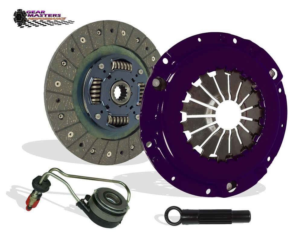 hight resolution of details about clutch kit stage 1 gmp with slave 95 99 chevy cavalier z24 sunfire gt se 2 3 2 4