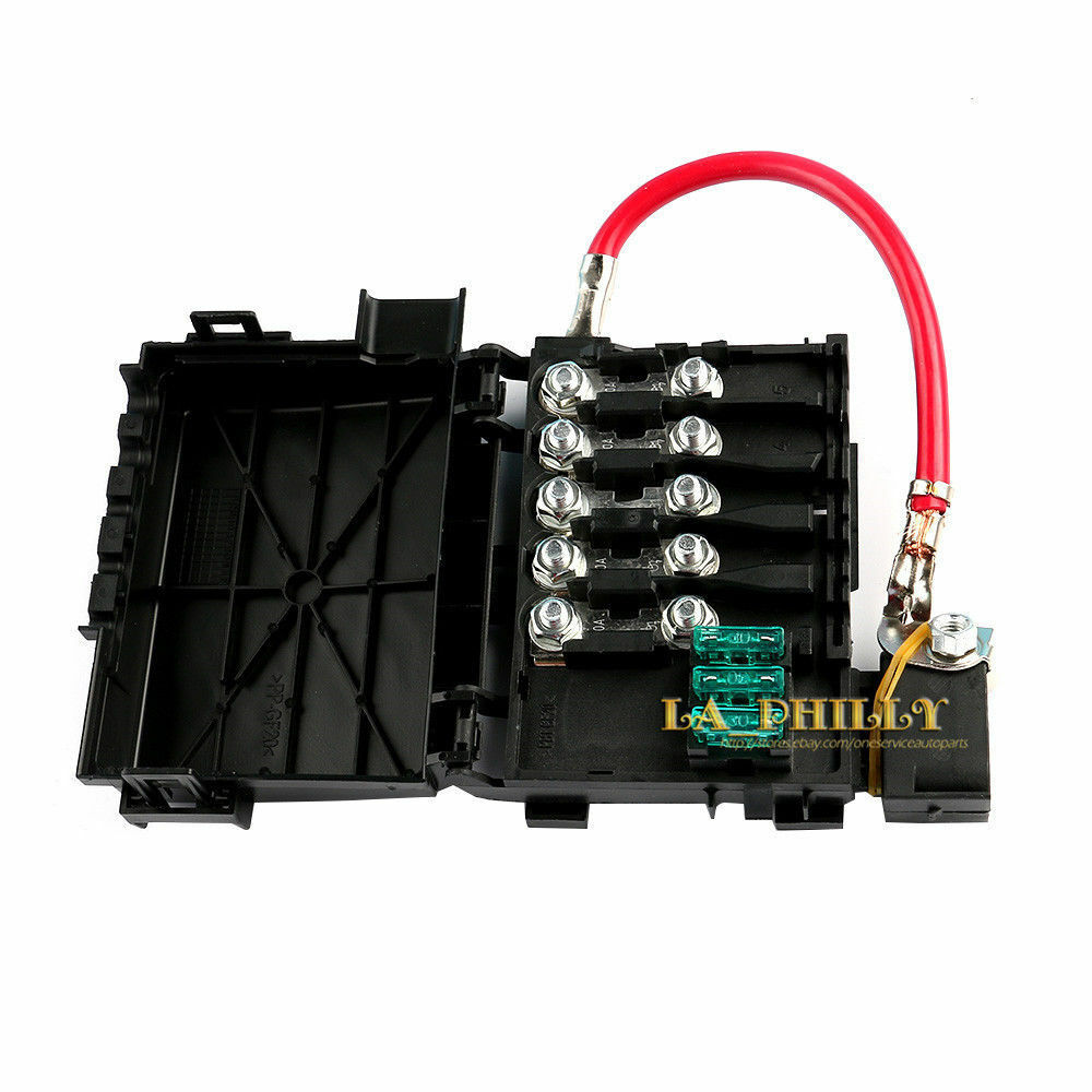 medium resolution of details about fuse box battery terminal for vw jetta bora golf mk4 1999 2004 beetle golf city