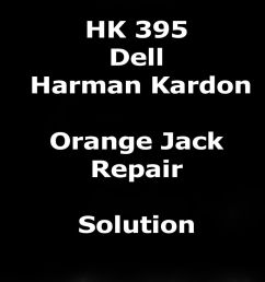 details about pin out color code repair instructions for dell harman kardon hk395 pc speakers [ 1000 x 877 Pixel ]