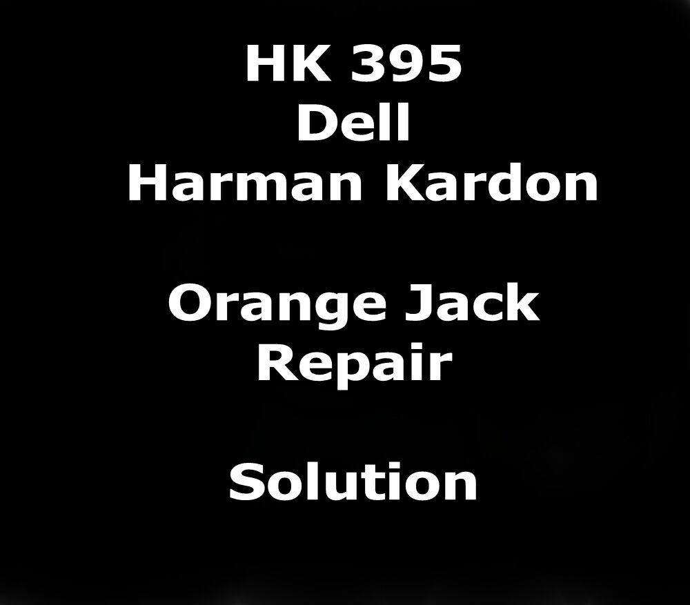 hight resolution of details about pin out color code repair instructions for dell harman kardon hk395 pc speakers