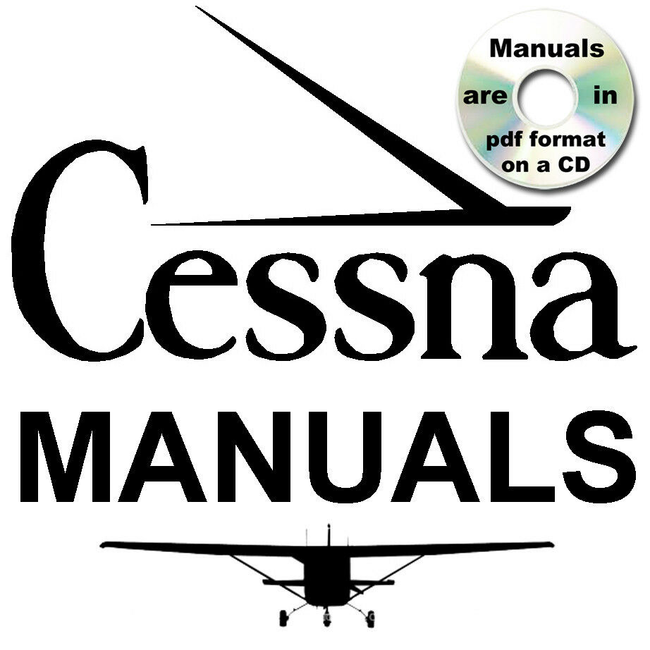 hight resolution of details about cessna 150 aerobat service parts poh manual engine manuals 1962 77 library cd