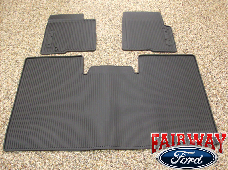 Ford f 150 floor mats rubber