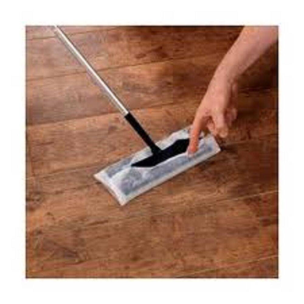 LAMINATE WOOD FLOOR DUSTER CLEANER ANTISTATIC CLEANING MOP